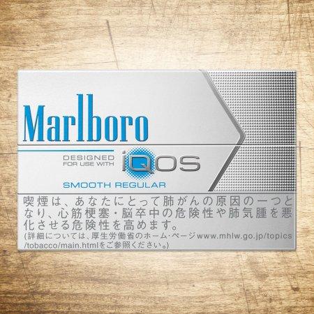 IQOS Heatsticks - Marlboro Smooth Regular แบบซอง