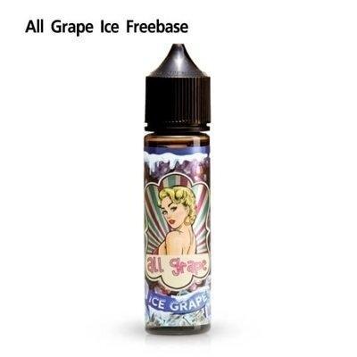 All Grape - Ice Grape 60ml 6mg