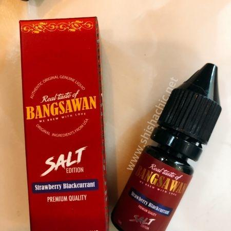 Bangsawan SaltNic - Strawberry Blackcurrant 10ml 35mg