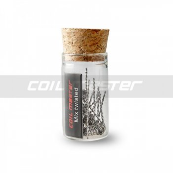 Coil Master Premium Pre-built Coil (Mix Twisted)