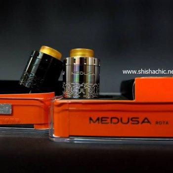 Geekvape Medusa RDTA แท้ (เป็นกึ่งหยดสูบ!!)