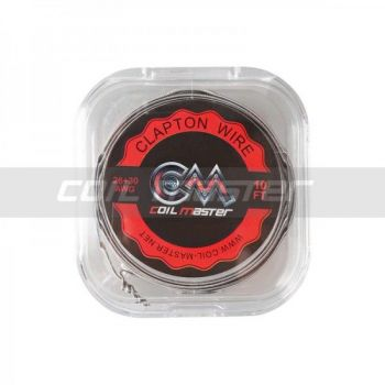 Coil Master K clapton Wire 10ft