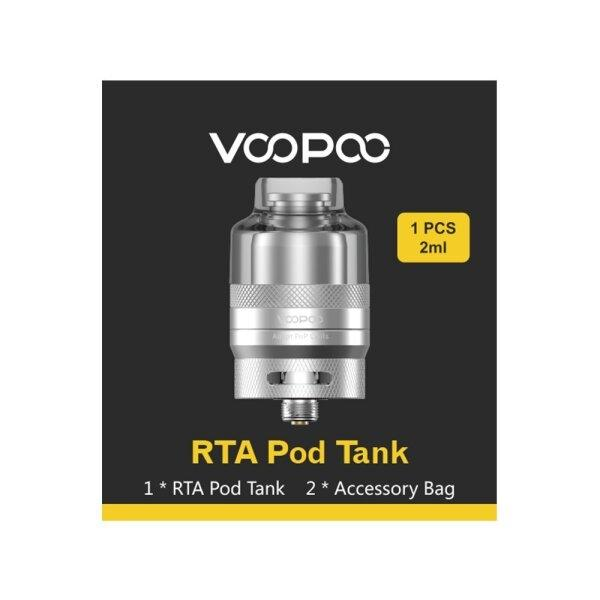 Voopoo Drag PnP RTA pod Tank แท้
