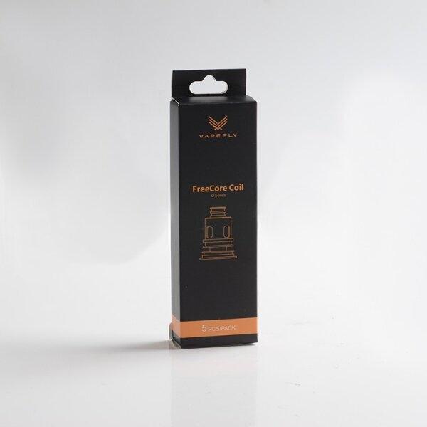 Pod/Coil Vapefly FreeCore O-1 DL 0.3ohm ราคาต่อตัว/กล่อง (ใส่Optima)