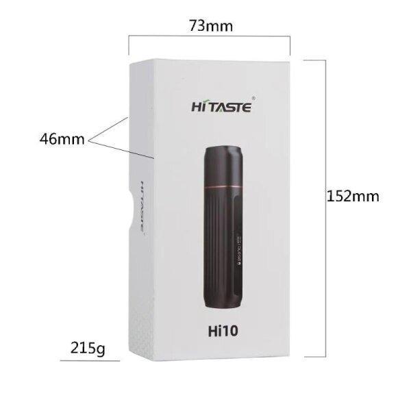 HiTaste Hi10 แบบ IQOS ใช้ heatsticks heets มีหน้าจอ 3200mAh