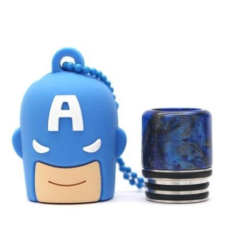 Driptip810 ดริปทิป Captain America Resin เรซิ่น สำหรับGoon และ อื่นๆ