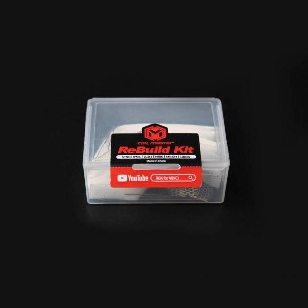 Coil Master ReBuild Kit(RBK) for Vinci อุปกรณ์โม pod Vinci