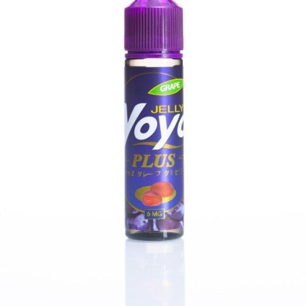 YoYo Plus - เยลลี่องุ่นโยโย่ 60ML 6mg