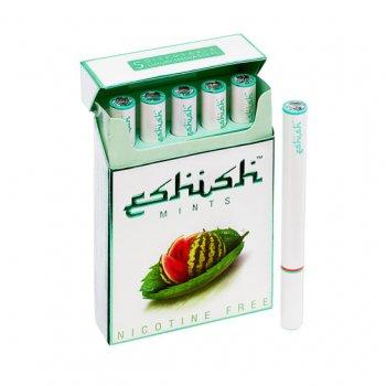 Eshish บารากุไฟฟ้า Watermelon Mint แตงโมเย็น 300 ครั้ง