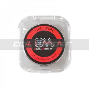 Coil Master SS316L Wire 30ft