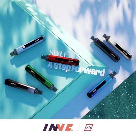 INVC Tech Slyeek S POD kit 1000mAh 10/15W แท้ 2.4ml