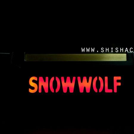 SnowWolf VFENG 230W TC Box Mod แท้ ดำทอง