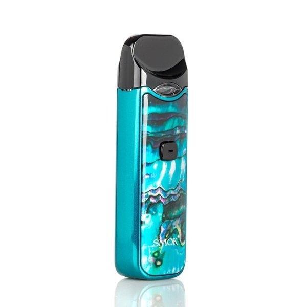Smok Nord Pod Kit - Blue shell ใช้ได้ทั้งSalt Nic และน้ำยาทั่วไป