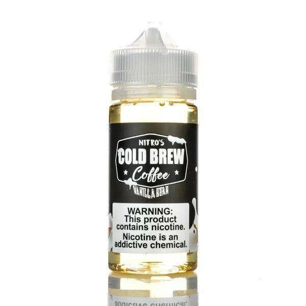 Nitro's Cold Brew Coffee - Vanilla Bean 100ml 3mg (USA)  แท้!!