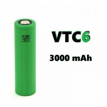 ถ่าน Sony VTC6 3000mah แท้ (ไม่มีกล่อง)