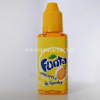 Funta Pineapple : แฟนต้าสัปปะรด 30ML