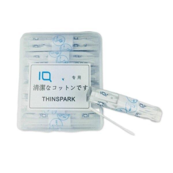 iQOS Thinspark ก้านแอลกอฮอล์ทำความสะอาด iQOS 60ชิ้น/กล่อง แท้ (ญี่ปุ่น)