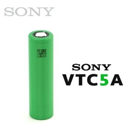 ถ่าน Sony VTC5a 2600mah 25a/35a แท้ 1ก้อน