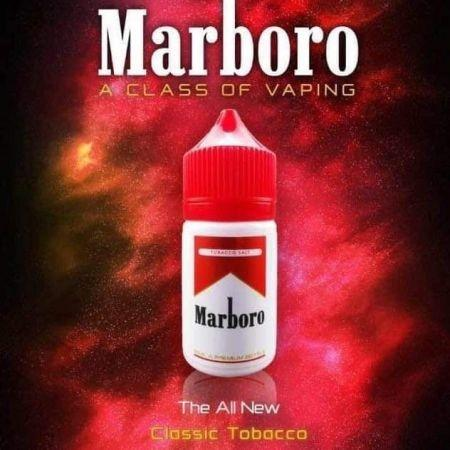 Marboro Classic Tobacco Salt 30Ml 30mg
