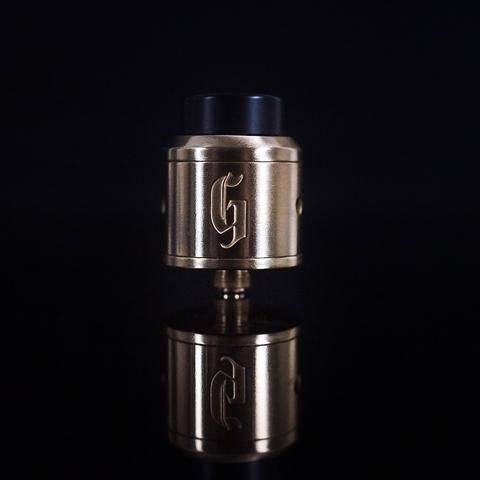 Limited Edition GOON 25mm RDA แท้ Brass ทองเหลือง