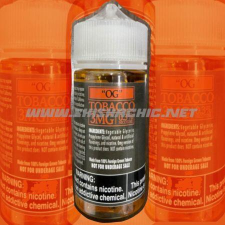 Watson - OG Tobacco 100ML 3mg/6mg USA