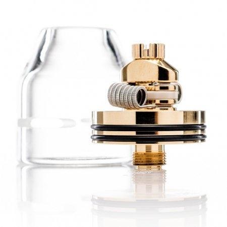 Trinity Glass Cap for dotRDA24 (24mm)และอื่นๆ แคปแก้วแท้!!