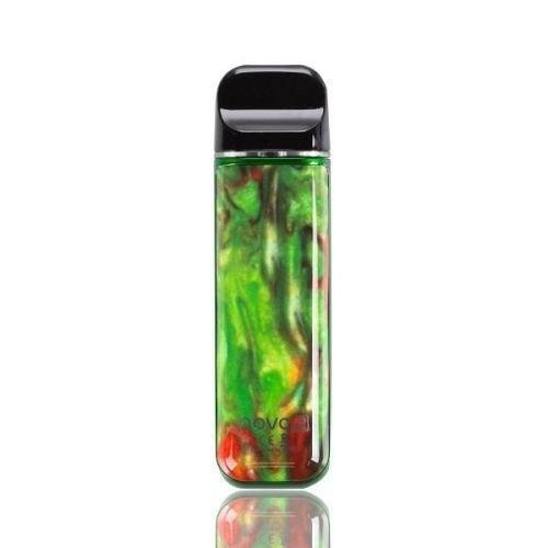 SMOK Novo 2 Kit แบตฯจุ800mAh แท้ Green and red เขียวแดง