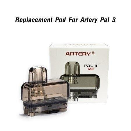 Pod Empty เปล่า สำหรับ Artery PAL 3  3.0ml  แท้ กล่อง(1ตัว)
