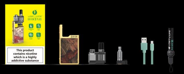 Lost Vape Orion Plus DNA 22W 950mAh Pod Kit แท้ คุ้ม