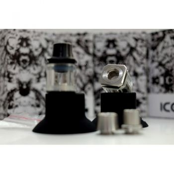 Atomizer Wotofo Ice Cubed Glass Chamber RDA แท้!!