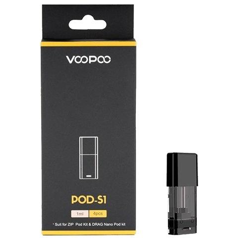 Pod สำหรับ Drag Nano pod 1.8 ohm Ceramic Coil ต่อตัวและแผง
