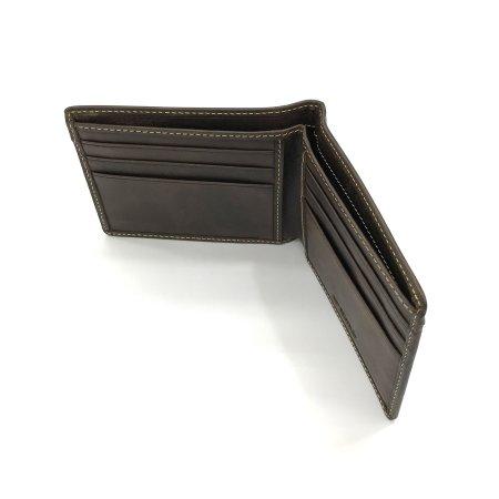 BP WORLD กระเป๋าธนบัตรแคนวาส รุ่น BN2062