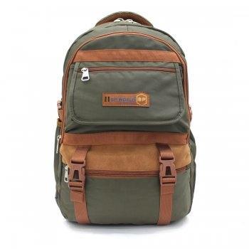 กระเป๋าเป้ รุ่น PN95001 (สีตาล)