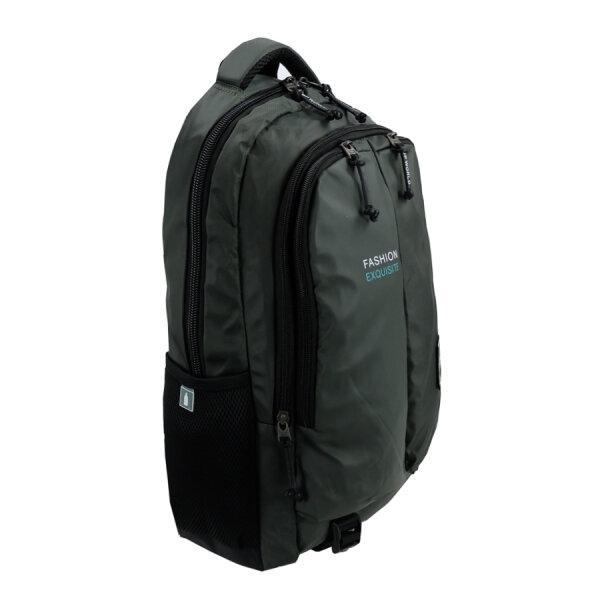 BP WORLD กระเป๋าเป้ P107933 มีสองสีให้เลือก สีดำ และ สีเขียว