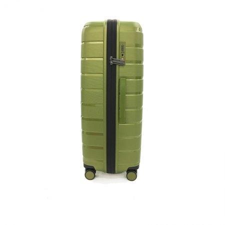 BP WORLD กระเป๋าเดินทาง รุ่น8505 ขนาด29นิ้ว สีเขียว