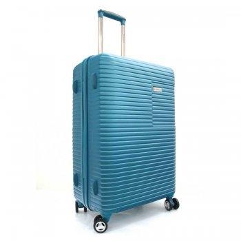 BLUE PLANET กระเป๋าเดินทาง รุ่น 147 ขนาด 29 นิ้ว - สีฟ้า