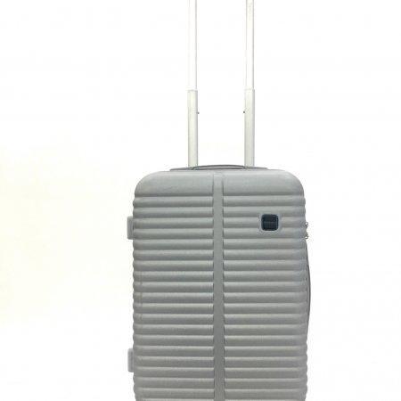 BLUE PLANET กระเป๋าเดินทาง รุ่น 12325 ไซส์ 20 สีเงิน