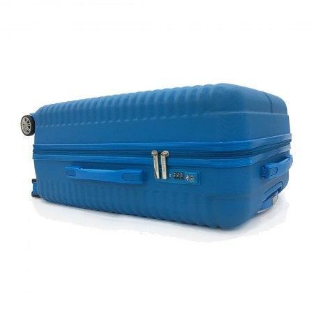 BLUE PLANET เซ็ทกระเป๋าเดินทาง รุ่น 12325 ไซส์ 24 สีฟ้า