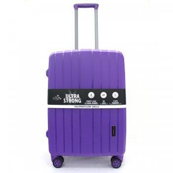 กระเป๋าเดินทาง 25 นิ้ว รุ่น 8004 - สีม่วง