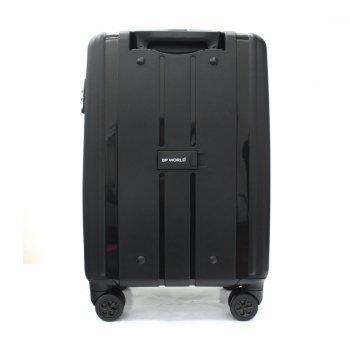 BP WORLD กระเป๋าเดินทาง 20 นิ้ว รุ่น 8003 - สีดำ