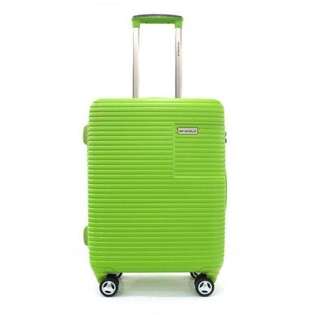 BP WORLD กระเป๋าเดินทาง รุ่น 147 ขนาด 20 นิ้ว (สีเขียว)