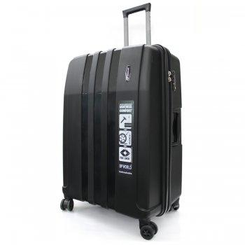 BP WORLD กระเป๋าเดินทาง 29 นิ้ว รุ่น 8003 - สีดำ