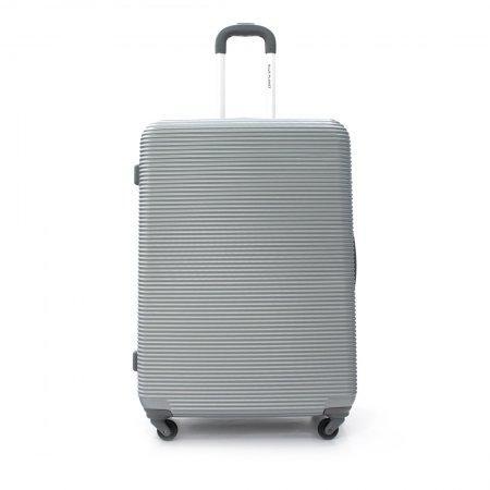 BLUE PLANET กระเป๋าเดินทาง 29 นิ้ว รุ่น 8111 (สีเงิน)