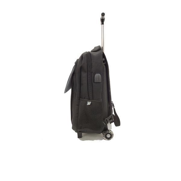 BP WORLD กระเป๋าเป้ รุ่น P8003 สีเทา