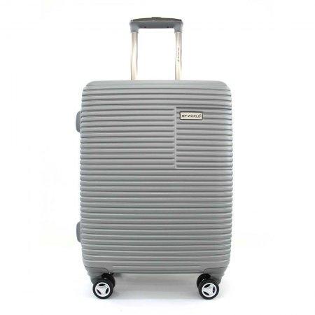 BLUE PLANET กระเป๋าเดินทาง รุ่น 147 ขนาด 20 นิ้ว (สีเทา)