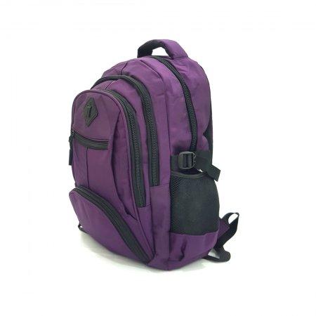 BLUE PLANET กระเป๋าเป้ รุ่น P1110 (สีม่วง)