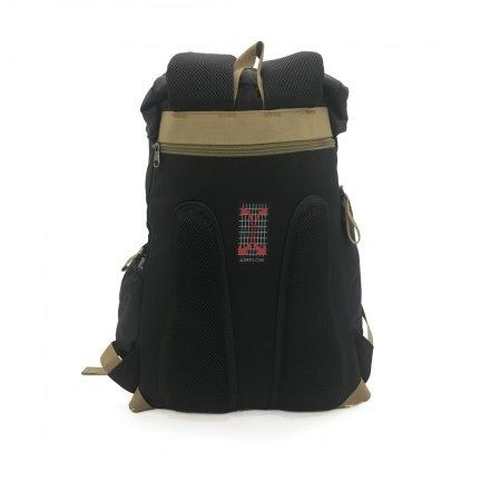 BP WORLD รุ่น กระเป๋าเป้ P6424-BK สีดำ