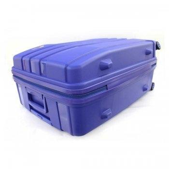 BP WORLD กระเป๋าเดินทาง 29 นิ้ว รุ่น 8003 - สีน้ำเงิน