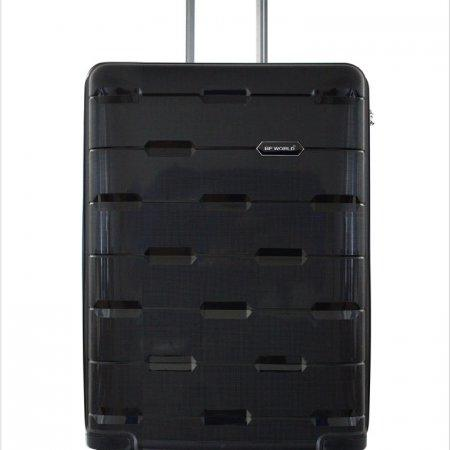 BP WORLD กระเป๋าเดินทาง 25 นิ้ว รุ่น 8008 สีดำ