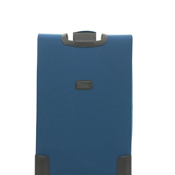 BP WORLD กระเป๋าเดินทาง รุ่น073 ขนาด28 นิ้ว สีน้ำเงิน